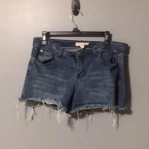 Forever 21 Jean shorts size 31